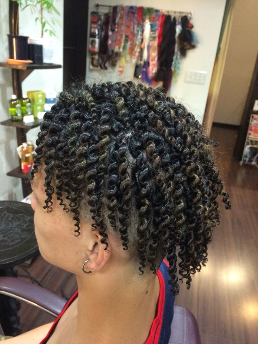 Twist Spiral Mens Braids Hairstyles Natural Hair Twists Hair