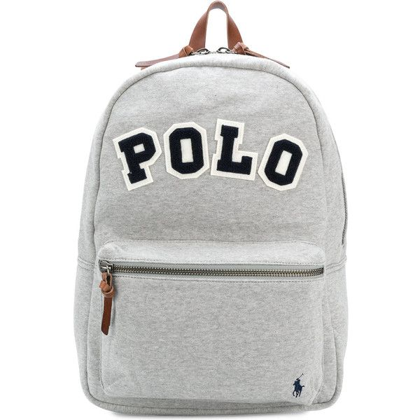 46d646ccaf Polo Ralph Lauren Medium Backpack ( 265) ❤ liked on Polyvore featuring men s  fashion