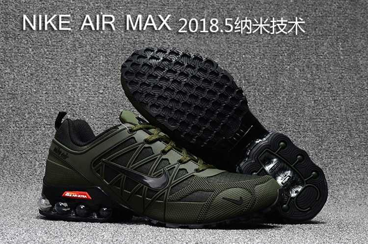 super popular c9f64 24c6b Your Best Nike Air Max Shoes - 2018.5 Nike Air Max Hot Run Shoes Army Green  For Men