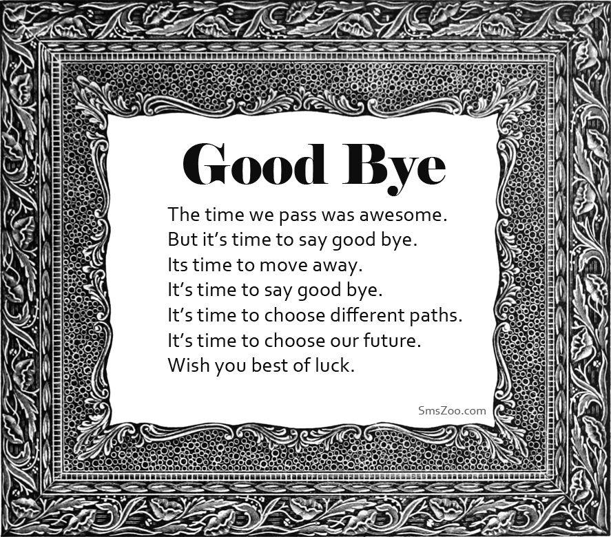 Pin by Mayke on geluk | Goodbye poem, Friend moving away