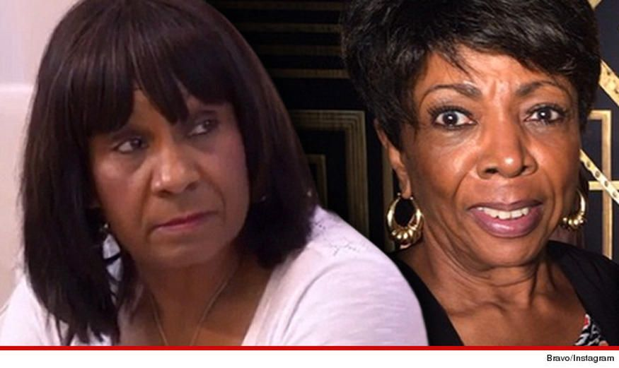"""Real Housewives of Atlanta"" star Mama Joyce regrets her toxic relationship with her in-law Miss Sharon, but still ... she has no plans to go to the funeral.  Mama Joyce famously belittled her son-in-law Todd Tucker and his mom Sharon Tucker on the show ... claiming he was money hungry and Sharon was a prostitute.  But now Joyce tells TMZ she is sorry for attacking Sharon by repeating gossip (which turned out to be false) -- and wishes they'd patched things up before Miss Sharon died on ..."
