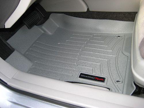 weathertech floorliner digitalfit car floor mats  honda accord lx honda civic car mats
