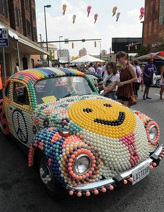 Artscape 2010 Photos Weird Cars Vw Art Art Cars