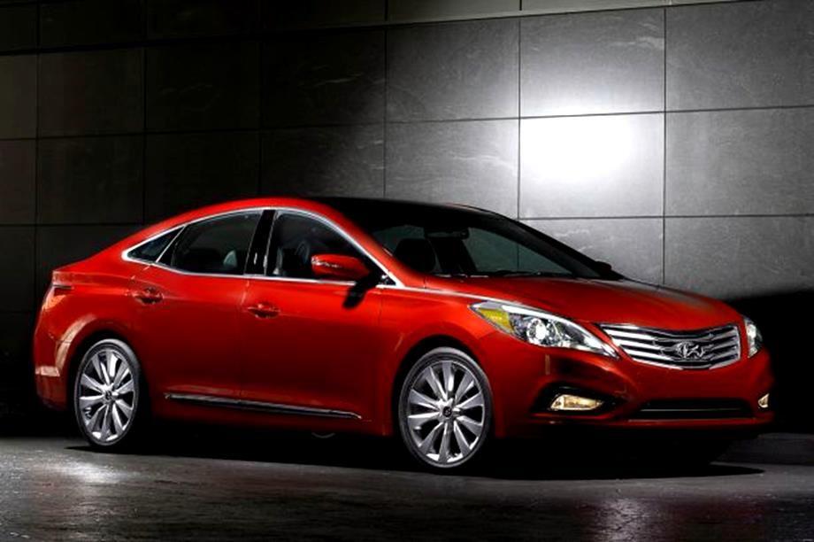 2016 Cars Info Hyundai Azera Price