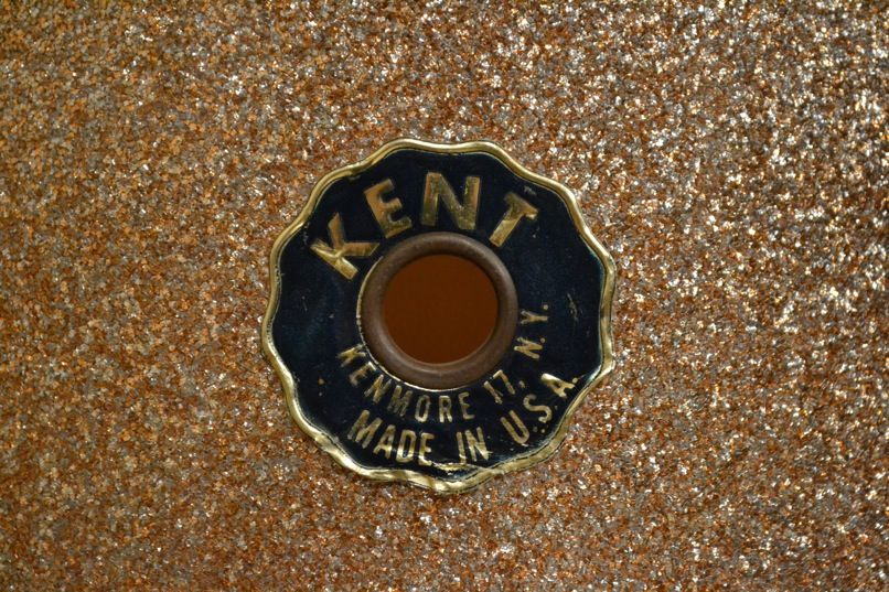60s Kent badge