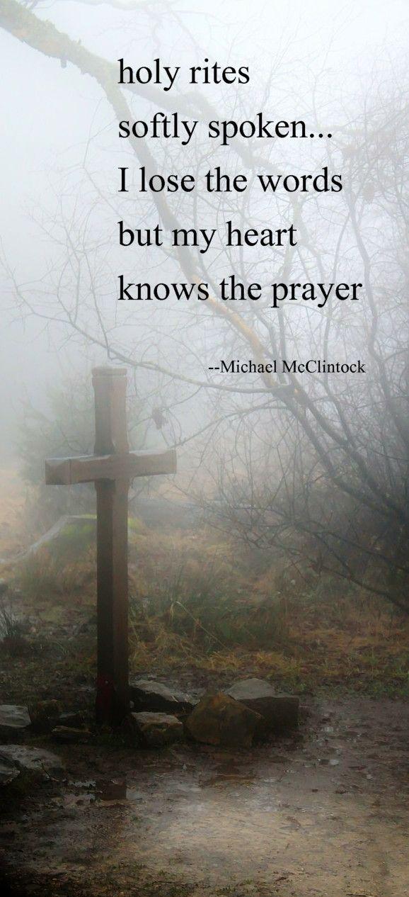 Tanka Poem Holy Rites By Michael Mcclintock Poetry Tanka