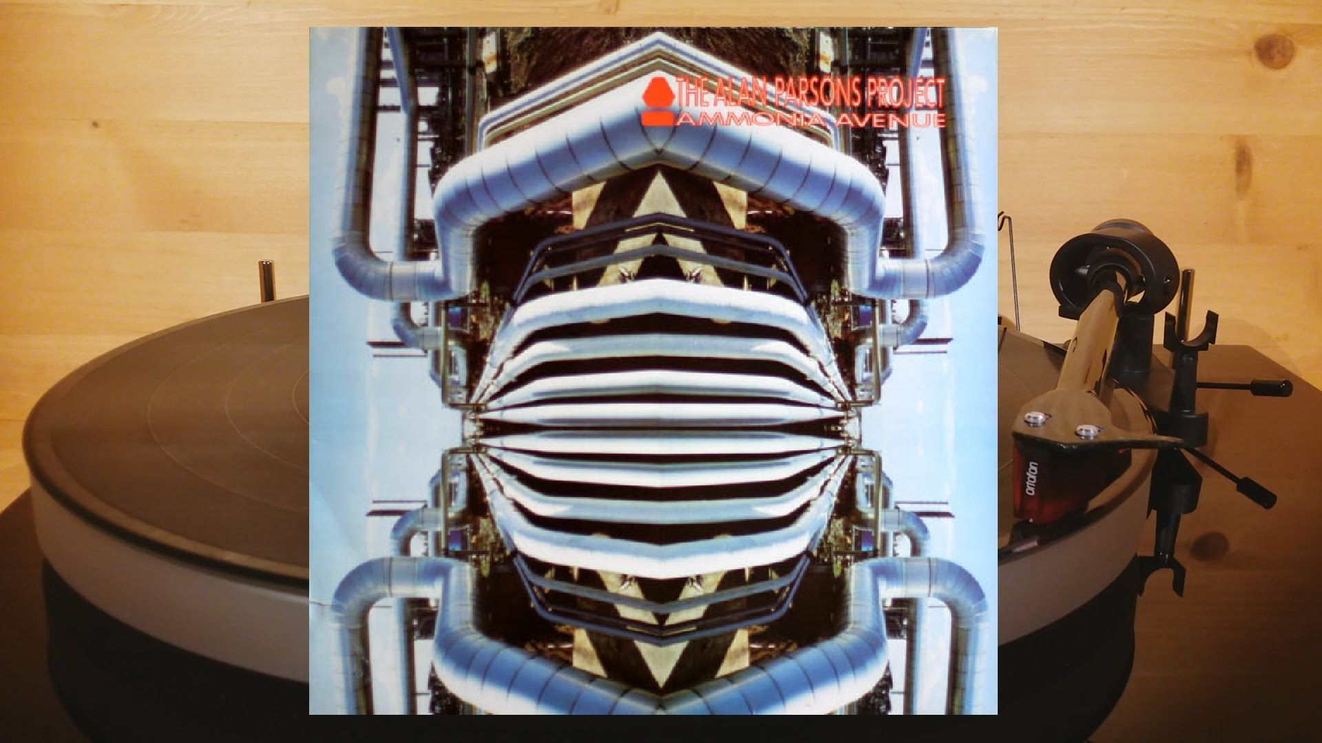 The Alan Parsons Project Ammonia Avenue Full Album Vinyl