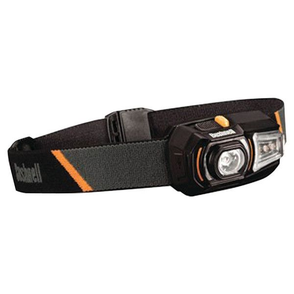 125 Lumens5 Lighting Modes Tilt Adjustment Rechargeable Via USB Charging Indicator & Battery Status Notification Includes Charging Cable. Bushnell 125-lumen Rubicon Led Rechargeable Head Lamp by My Custom Made. #myCustommade