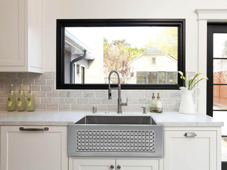 Lowes Composite Granite Kitchen Sinks  Backsplash Ideas For Small Beauteous Kitchen Sink Backsplash 2018
