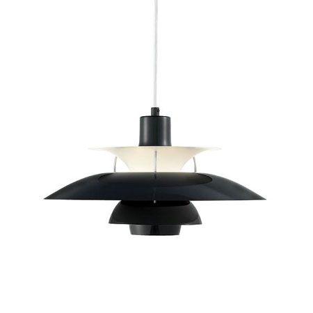 Louis Poulsen Pendelleuchte PH 50, Olive Black (schwarz) #artvoll - pendelleuchten f r wohnzimmer