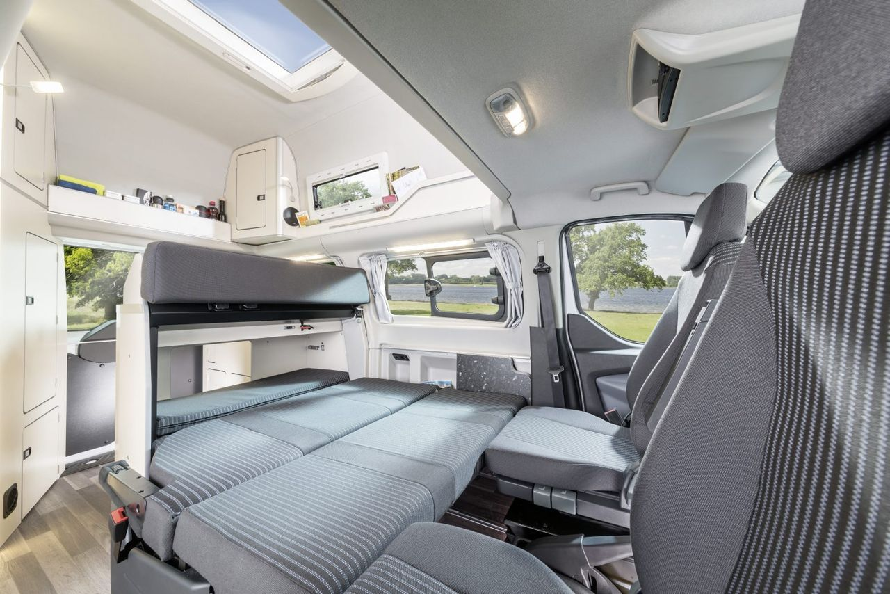 ford westfalia nugget 12 dyi furgoneta pinterest ford sprinter camper and caravan ideas. Black Bedroom Furniture Sets. Home Design Ideas