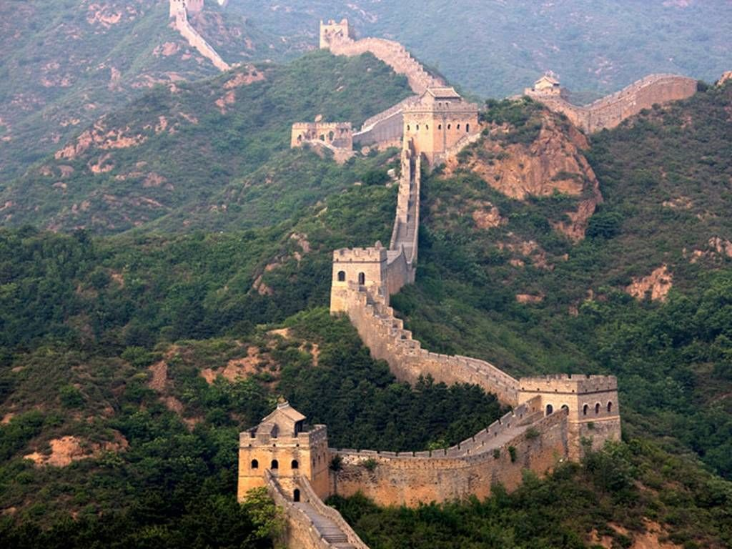 La Gran Muralla China Chino Tradicional 長城 Chino Simplificado 长城 Pinyin Cháng Chéng Larga Fort Great Wall Of China Wonders Of The World Places To Visit