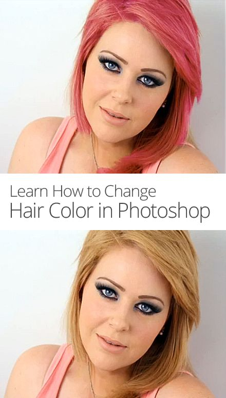 learn how to change hair color in photoshop using a masking layer and adjusting the selective color settings you ll also learn some tricks for selecting
