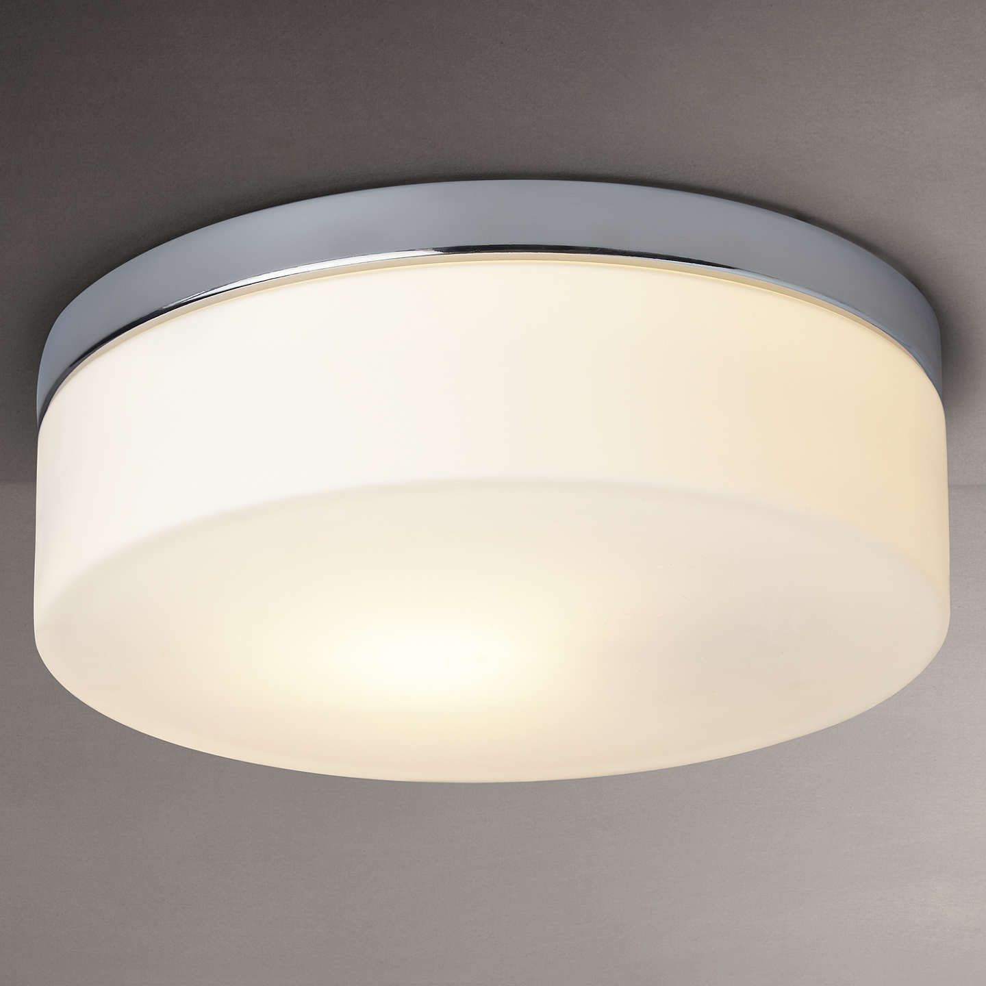 ASTRO Sabina Round Flush Bathroom Ceiling Light