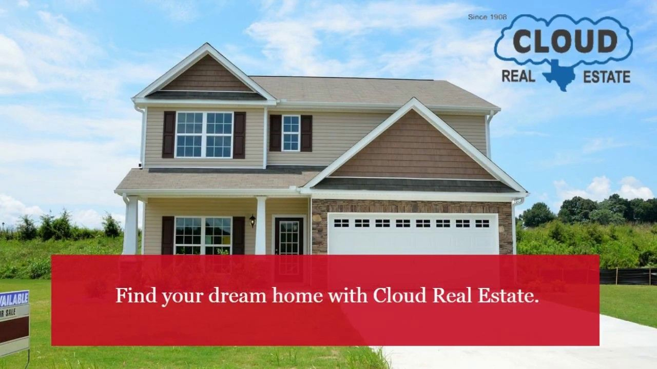 Cloud Real Estate offers quality houses for sale in