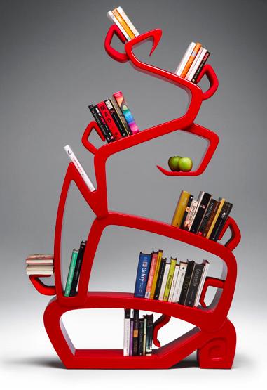 Tree Book Case, Wisdom Tree- Jordi Mila