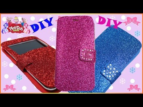 4cd7ce244918 How To Make Cute Sparkly Phone Cases