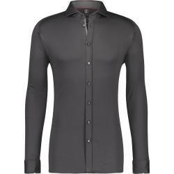 Desoto Hemd Bügefrei Grau DesotoDesoto #fitness diet women Slim Fit Hemden für Herren