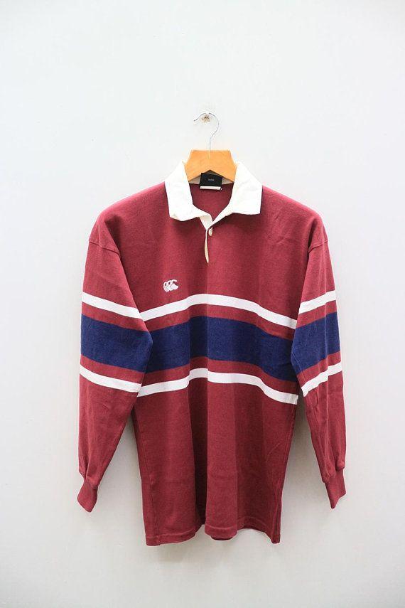 Vintage CANTERBURY Of New Zealand Small Logo Sportswear