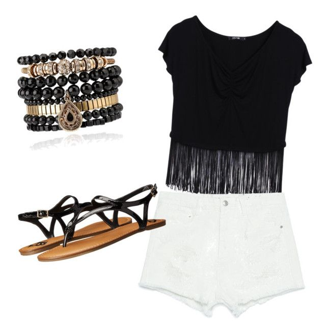 """Untitled #1"" by andreeamariana ❤ liked on Polyvore"