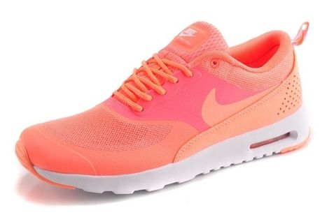 ... order buy nike air max thea womens coral white shoes 55.93 nike and  adidas sports shoes eb1132425