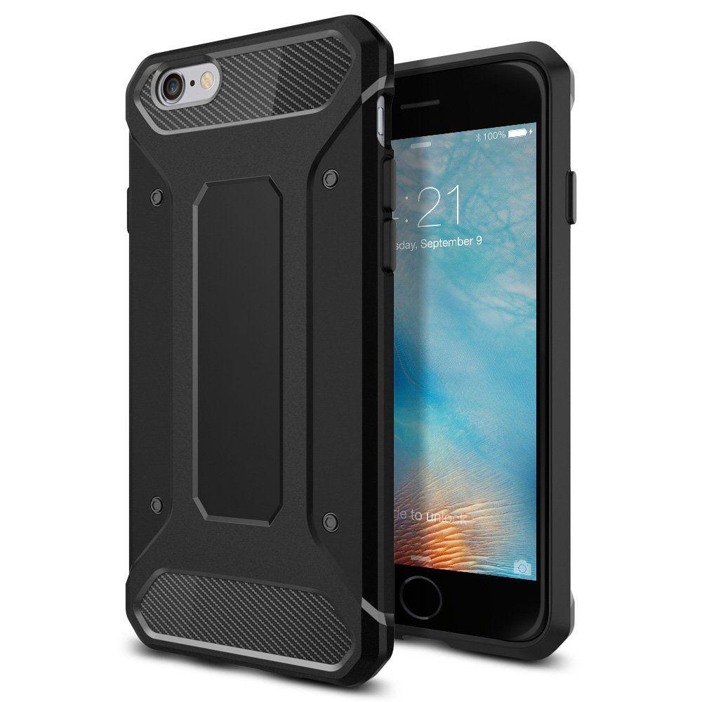 100 Original Sgp Ultra Rugged Armor Case For Iphone 6s Plus Sgp11643 Slim Soft Tpu Drop Resistance Phone C Spigen Iphone Iphone 6s Case Cover Iphone Cases