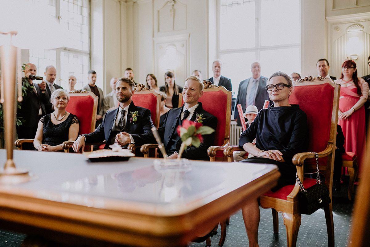 Gleichgeschlechtliche Hochzeit Berlin Alte Schmiede Hochzeit