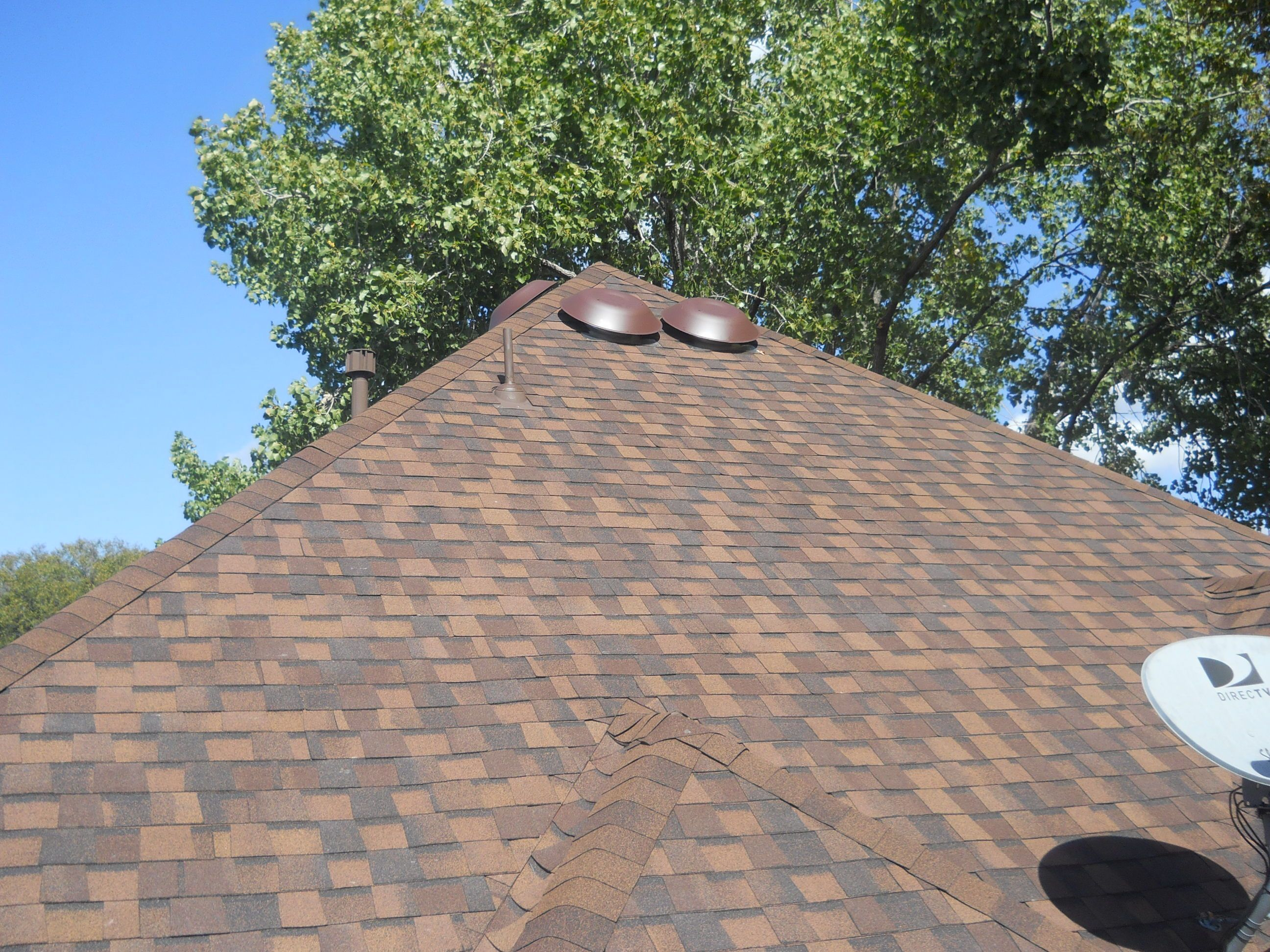 Best Certainteed Landmark Composition Shingle Color Maxdef Burnt Sienna Installed By Bert Roofing 640 x 480