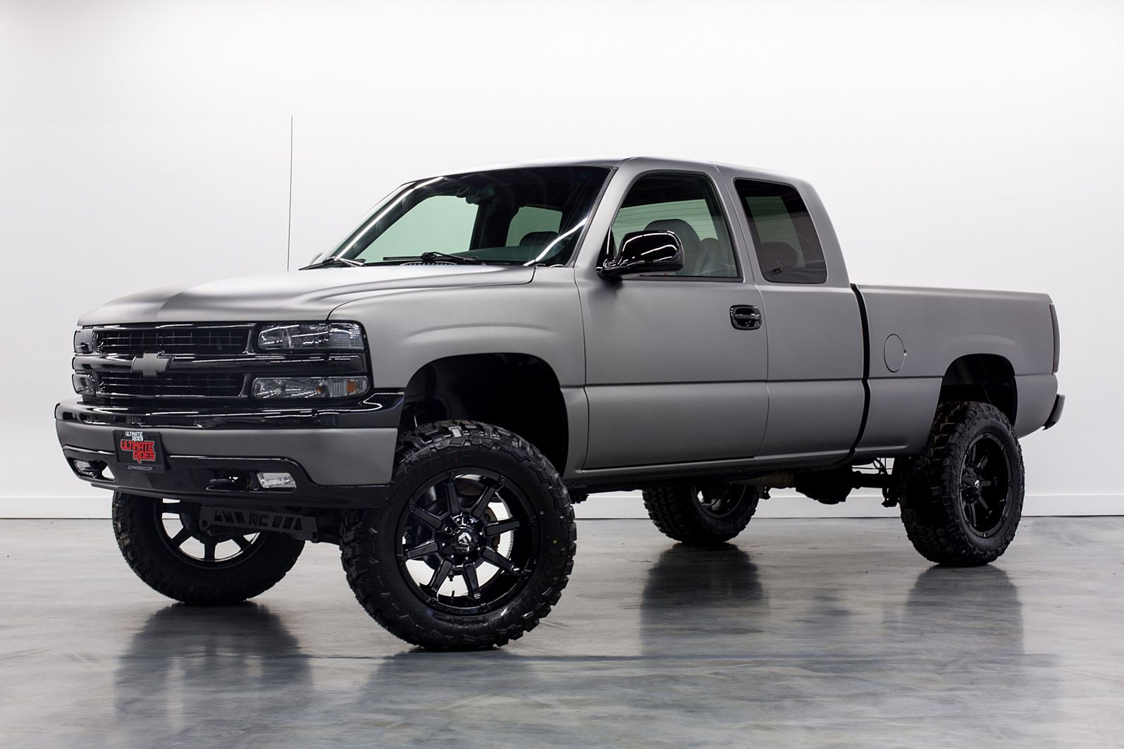 2000 Chevrolet Silverado 1500 Ls Z71 Off Road Lifted 4x4 The 1999