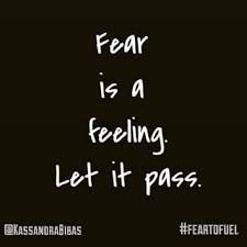 Image result for how to overcome fear quotes