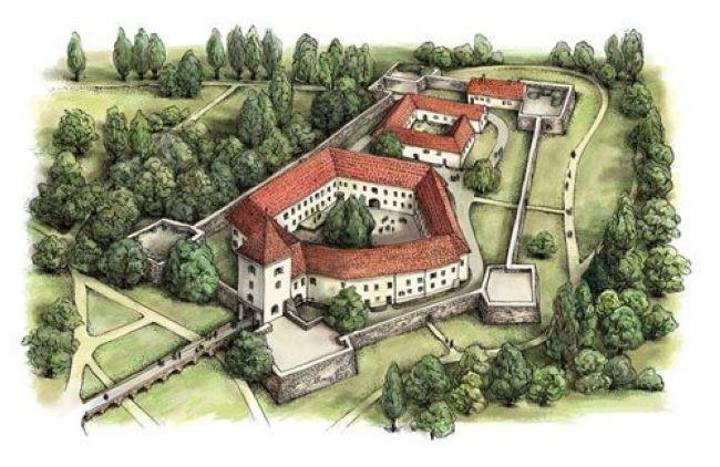 Nádasdy Ferenc Múzeum - Sárvár Vár