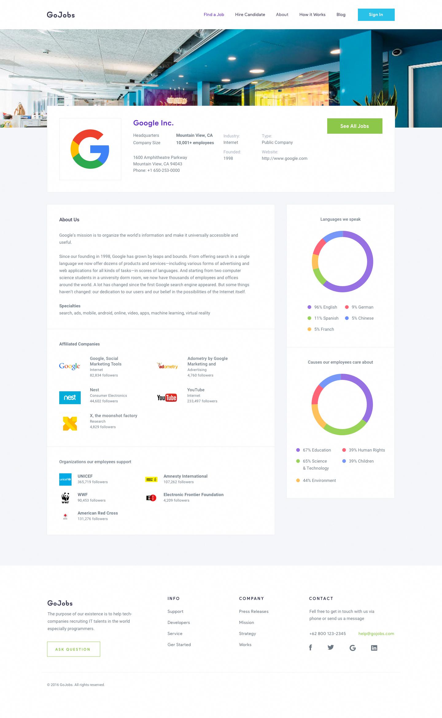 Company Profile Webdesigncompany Company Profile Profile Website Web Design Company