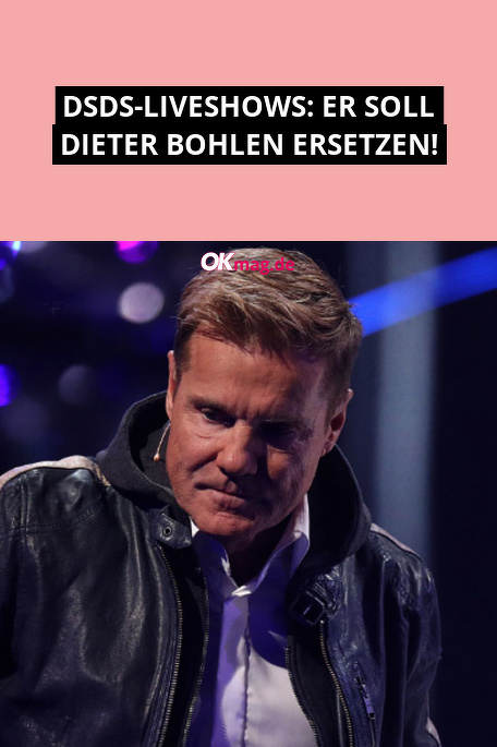 Dsds Liveshows Offiziell Thomas Gottschalk Ersetzt Dieter Bohlen In 2021 Dsds Dieter Bohlen Dsds Jury