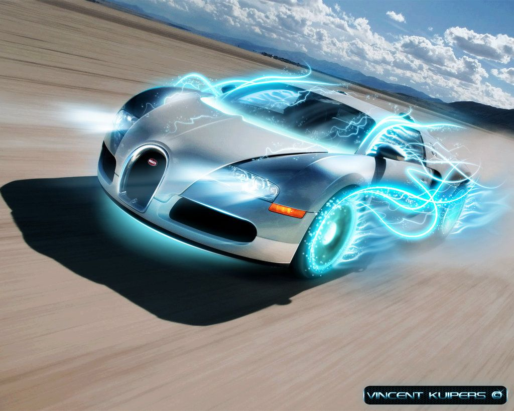 neon bugatti for pinterest - photo #18