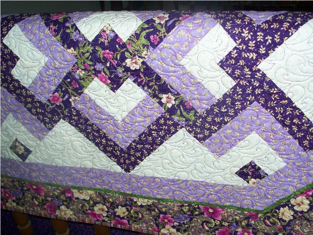Lovers Knot Quilt By Eleanor Burns Quilts Quilt