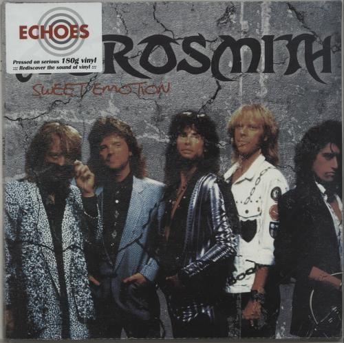 sweet album Aerosmith emotion