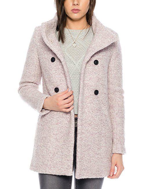 Only Damen Mantel Onlsophia Noma Wool Coat Cc Otw Amazon De Bekleidung Mantel Frauen Bekleidung Jacken