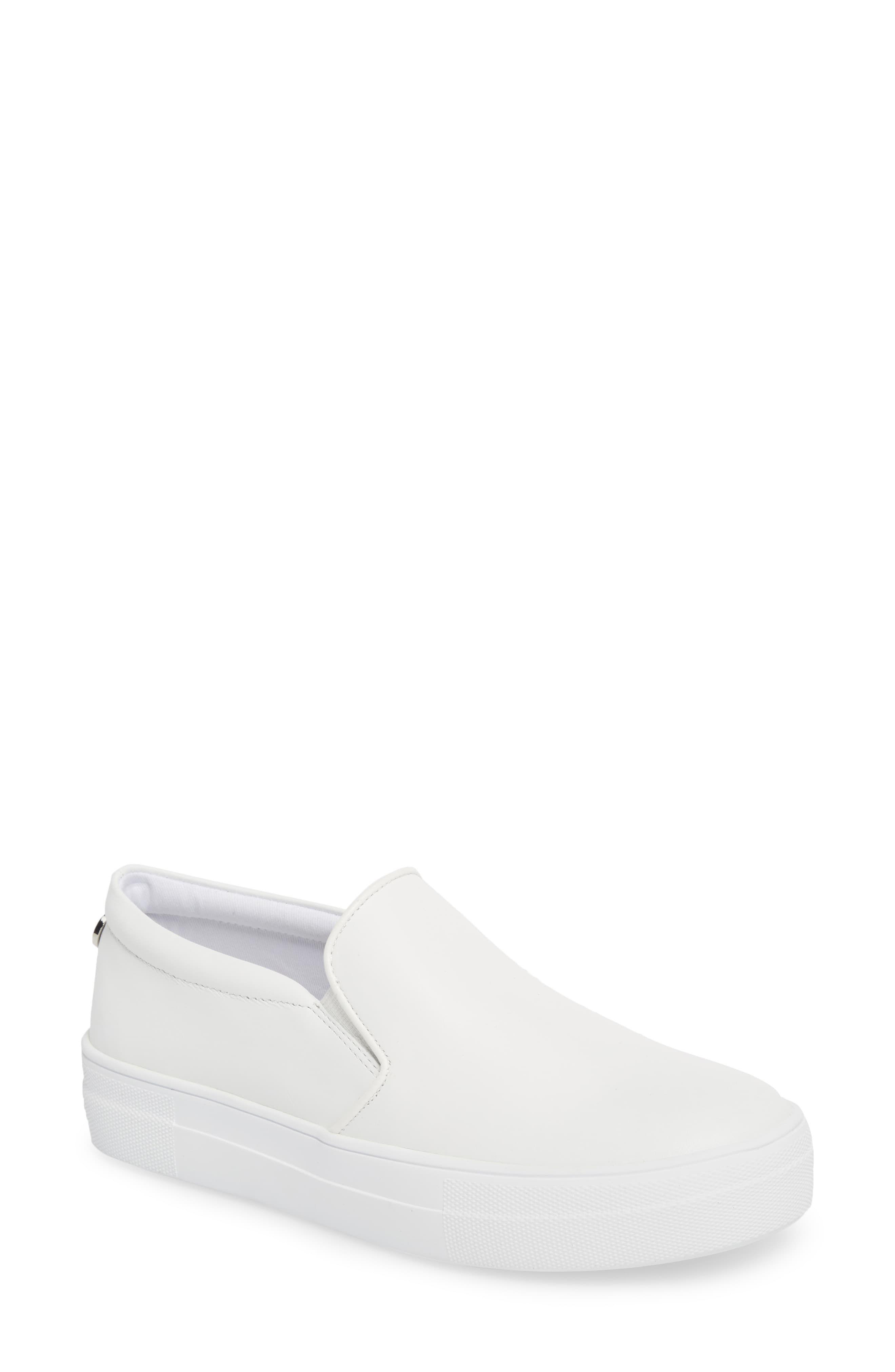 26d3e0361b3 Women's Steve Madden Gills Platform Slip-On Sneaker, Size 5 M ...