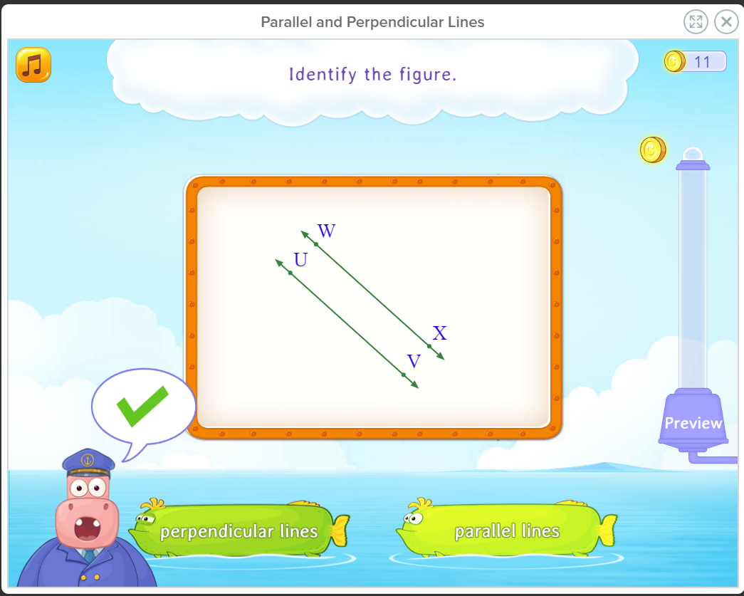 Parallel And Perpendicular Lines In
