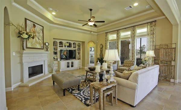 Village Builders in Houston | ... Hills: Classic Collection by Village Builders - a Lennar Brand