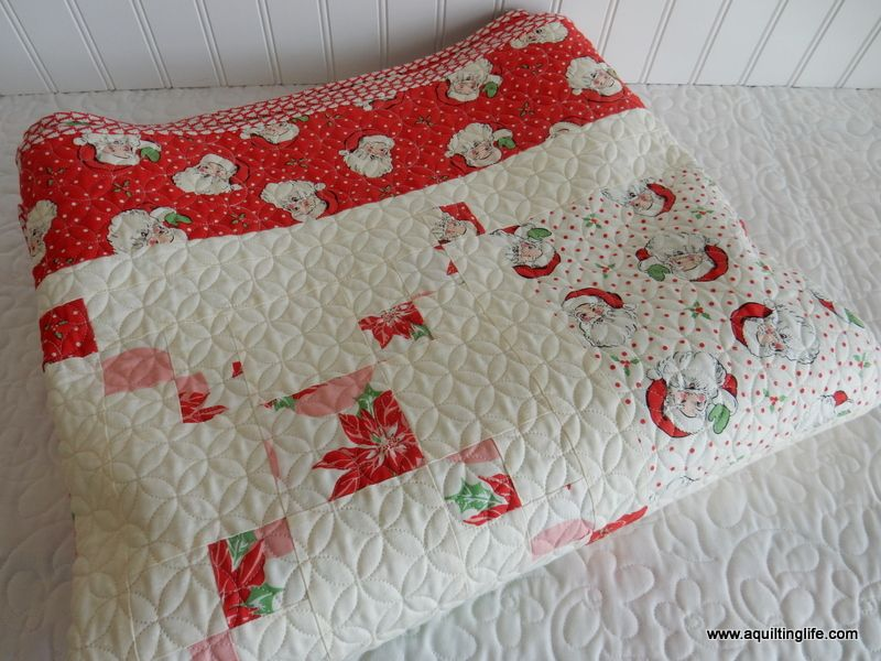 A Swell Christmas Quilt In 2020 Swell Christmas Christmas Quilts Christmas Quilt Patterns