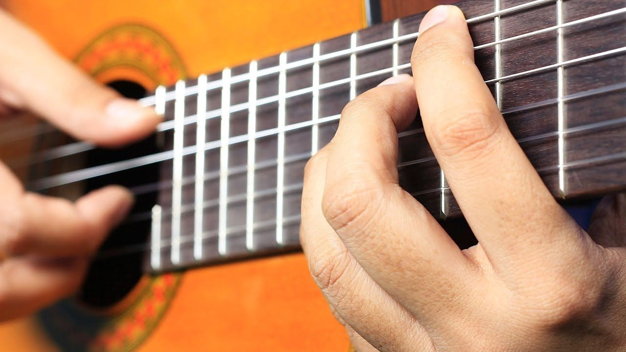 Fingerstyle chords guitar lesson in 2020 fingerstyle