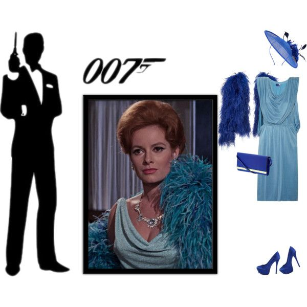 Every Man Will Dress Up Like James Bond And Woman A