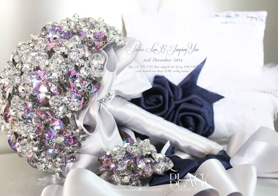 Wedding Accessories Set Jackie Junping 2nd December 2014