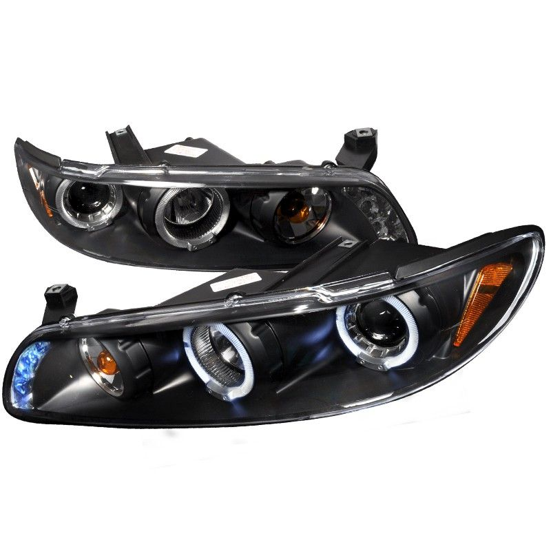 The Spec D Pair Headlights Fit 2002 Pontiac Grand Prix Get Proper Fitment Easy Installation And Quality For Your