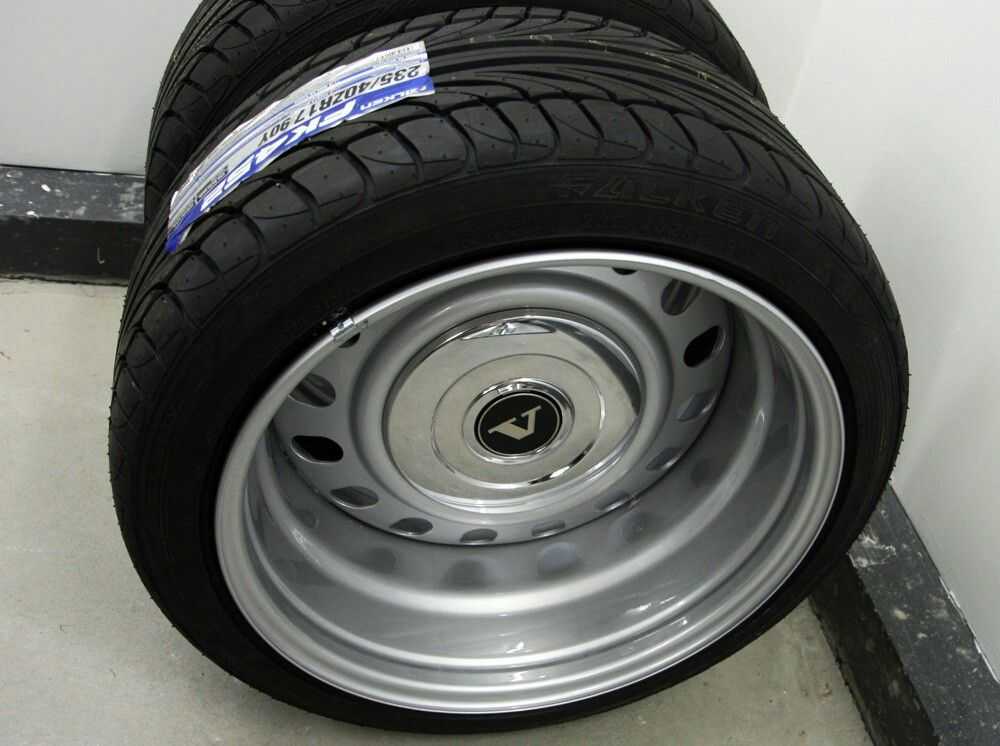Wheels Are Originally 17 Peugeot 407 Steelies Widened To 8 Front And 9 Rear Tires Are Falken Fk452 215 45 17 Front And 235 4 Volvo 240 Volvo Volvo Cars
