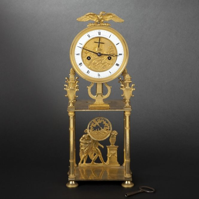 Mantle clock, Early 19th Century