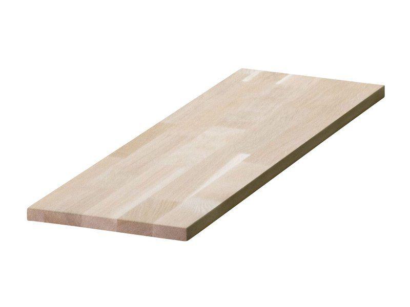 Leimholz Eiche 120 Cm X 20 Cm X 1 8 Cm Kaufen Bei Obi Leimholz Eiche Holz