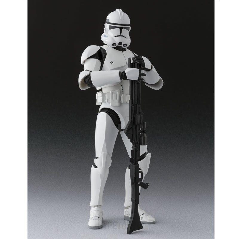Star Wars S.H.FIGUARTS : Clone Trooper Phase II