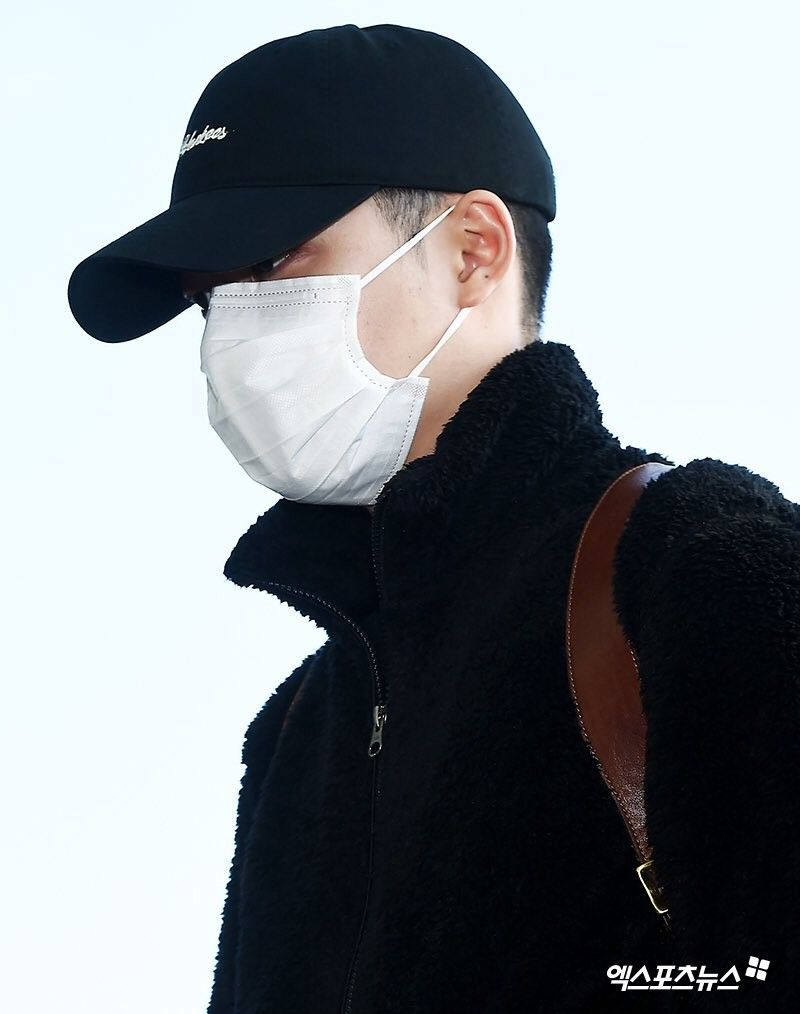 190116 ICN airport departure for Chile (SCL) For 2019